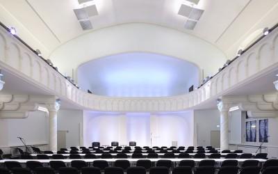 Asanta – Finest Place for Events, Wilmersdorfer Str. 141, 10585 Berlin, Die Event Location ASANTA vereint die Aura und Ästhetik einer ehemaligen Kirche mit modernstem Design und exklusivster Ausstattung im historischen Teil Charlottenburgs.